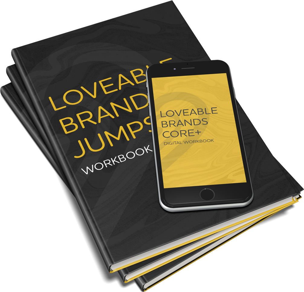 Minimum Loveable Brands Workbooks